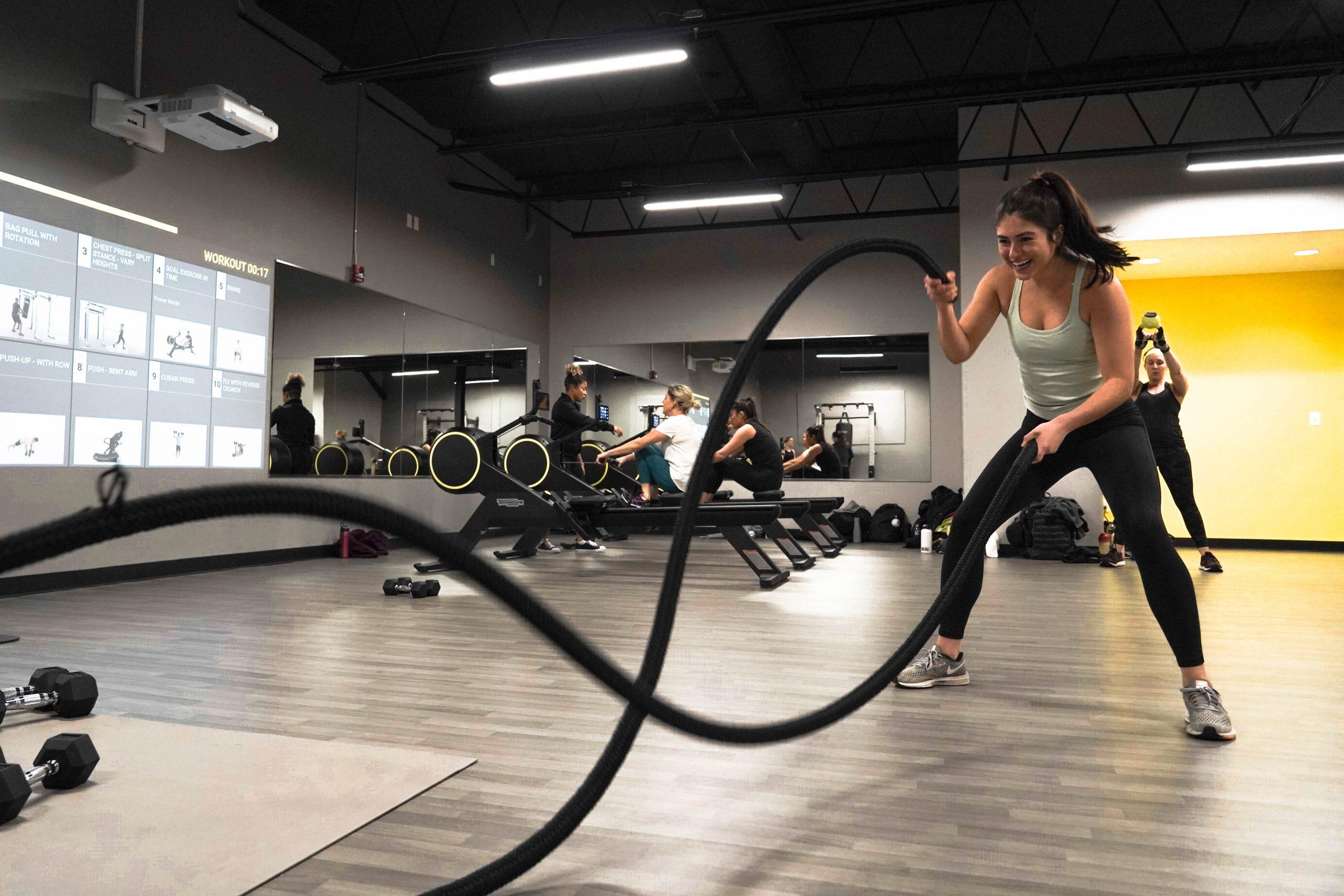 fitness classes buffalo ny