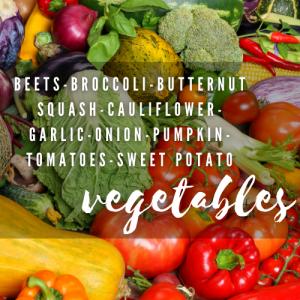 Superfood Vegetables