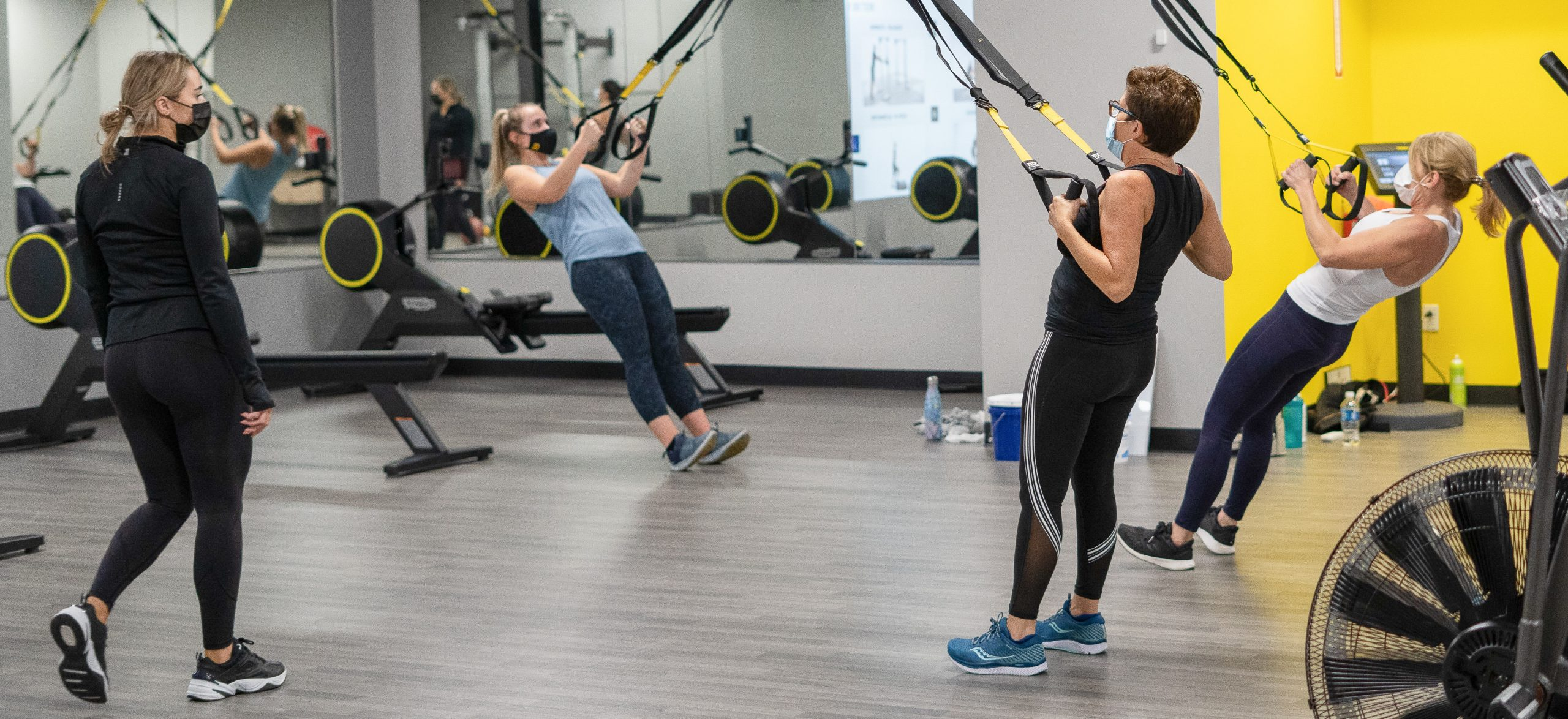 semi private and group fitness training in buffalo ny