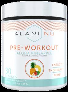PreWorkout – Aloha Pineapple