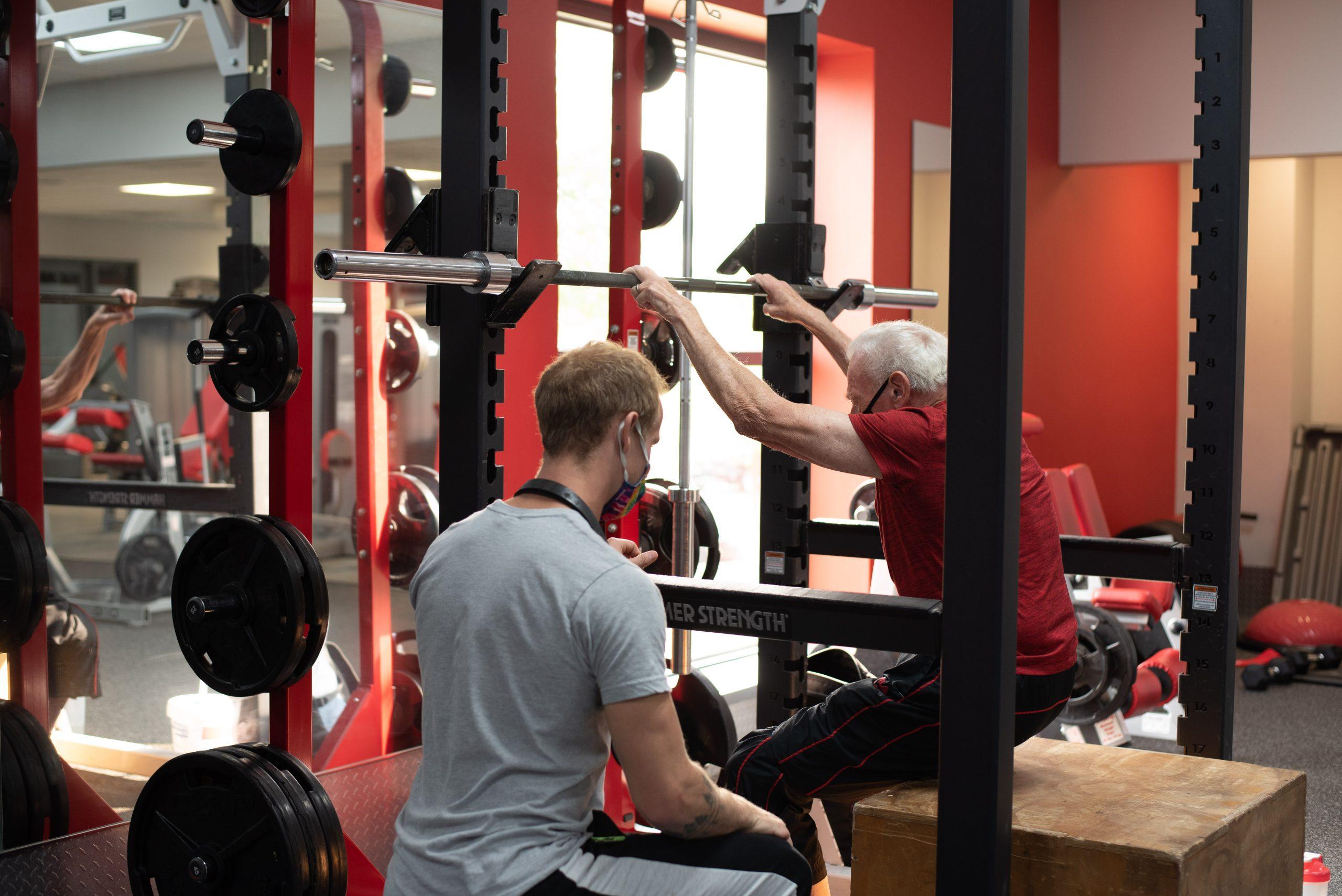 fitness center in buffalo ny